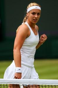 Sabine Lisicki slim tennis