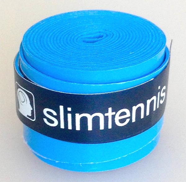 slim tennis overgrip blauw