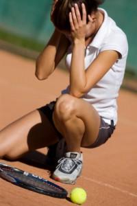 Tennis Tip 24 Ontsnap aan een Negatief Mentaal Denkpatroon