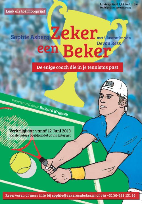 Zeker een beker - slim tennis kids