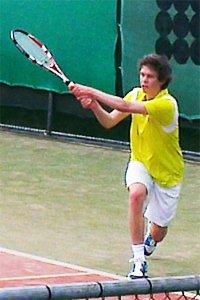 Casper Timmers tennis tips