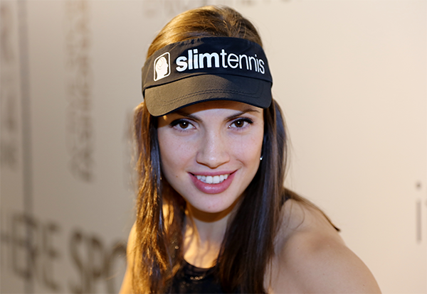 Slim Tennis Visor